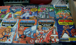 Ladybird Books 1980's Masters of the universe and Transformers bundle @sold@